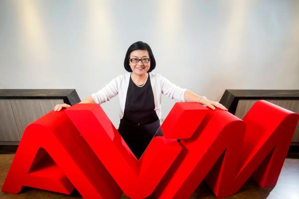 政大講座教授主持iSVMS桃竹苗大學分中心揭牌儀式暨AVM教學創新分享會-AI
