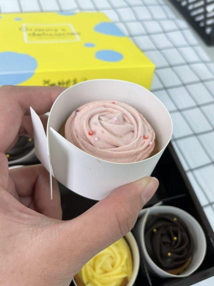 台南隱藏版外帶甜點-少女心噴發的玫瑰塔-中華醫事科技大學