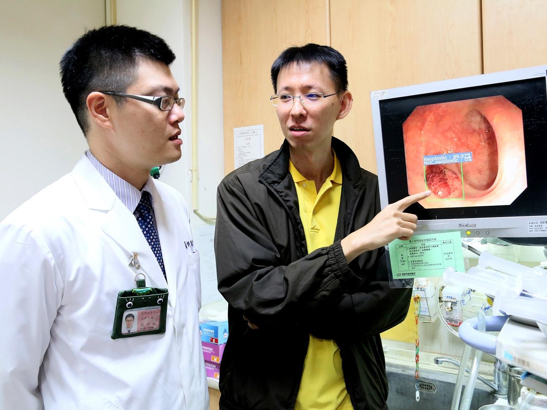 AI即時輔助揪大腸癌元兇 中正大學資工系教師與嘉基醫院合作-中正大學