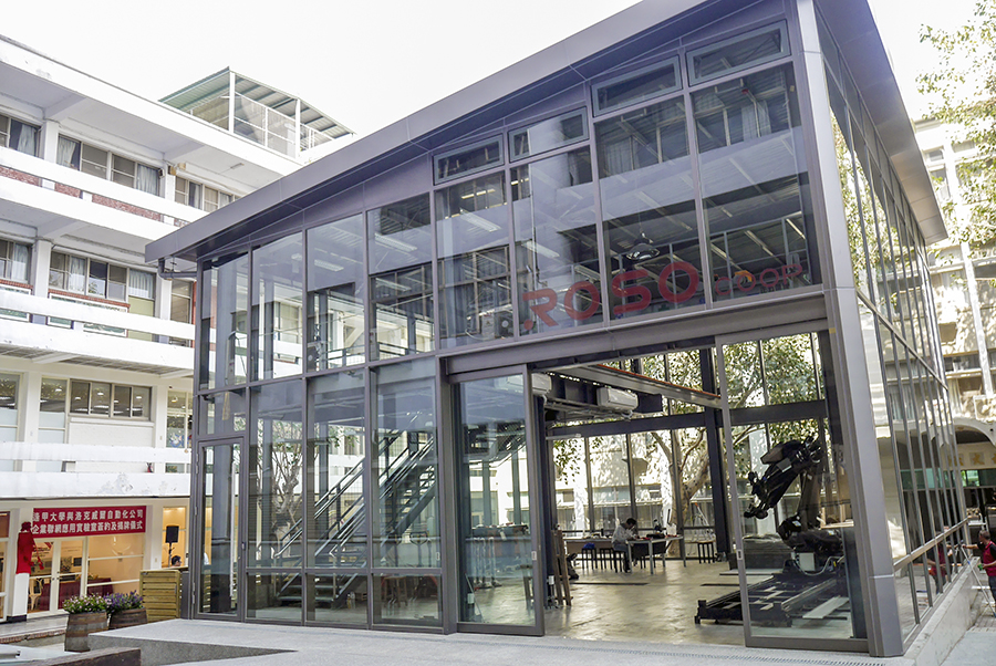 邁向智慧營建 逢甲大學打造全臺校園最大的智慧製造工場-建築專業學院