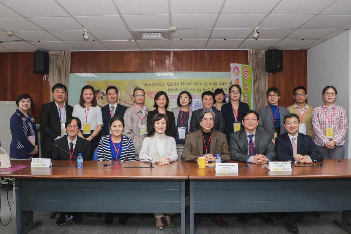 成大將國際越南語認證行銷到日本-成功大學