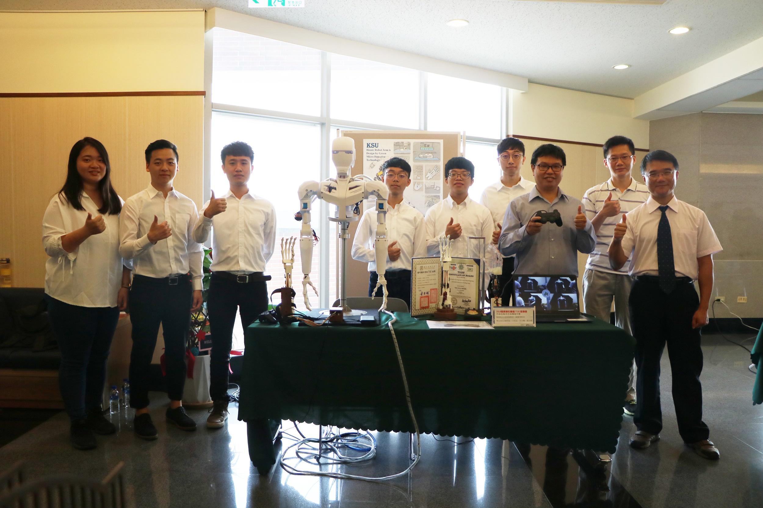 第七屆臺灣國際創新發明暨設計競賽登場 發明類青少年組百隊免費參賽-校園大小事