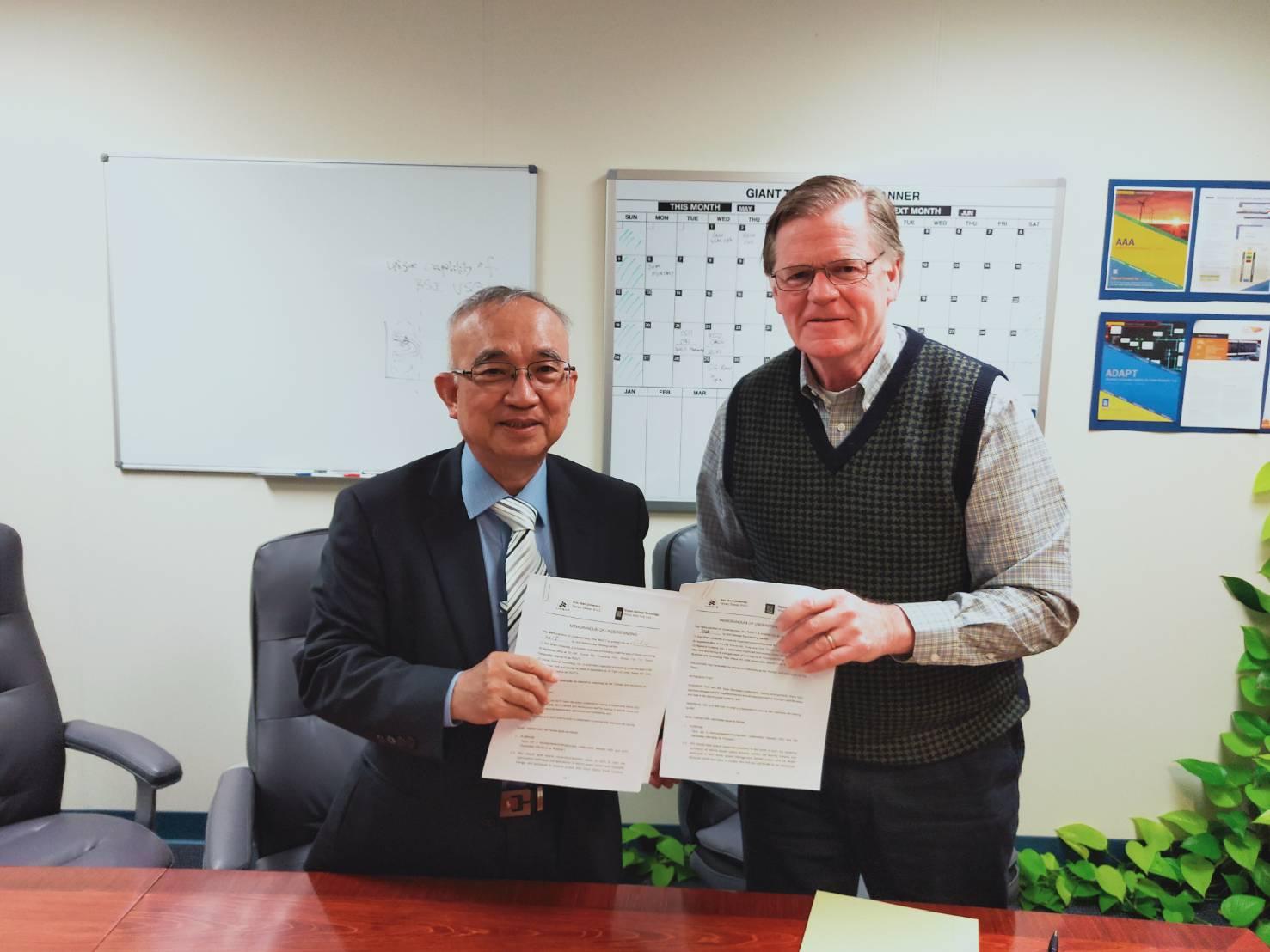 崑大團隊赴美拜訪知名大學及智慧電網商 簽訂合作培育國際人才-校園大小事