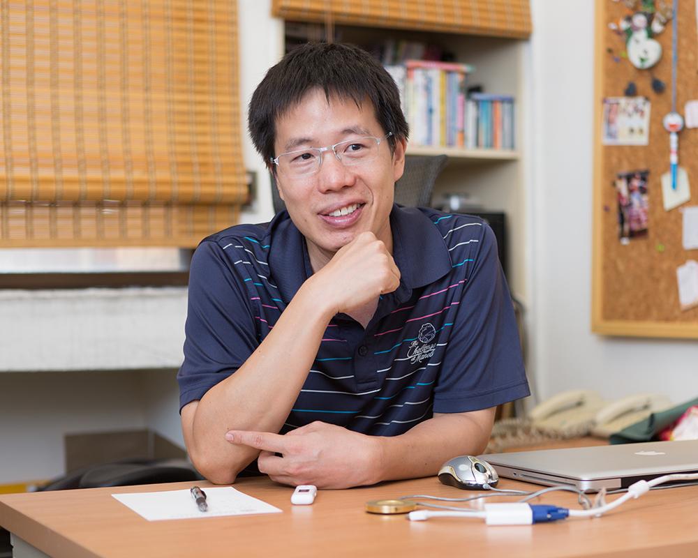 獲選高登生醫光學研討會主席 光電所曾雪峰教授成亞洲首例-GRC