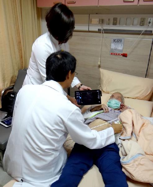 奇美醫院成立「整合醫學病房」 帶入水平/垂直醫療照護新模式-心理師