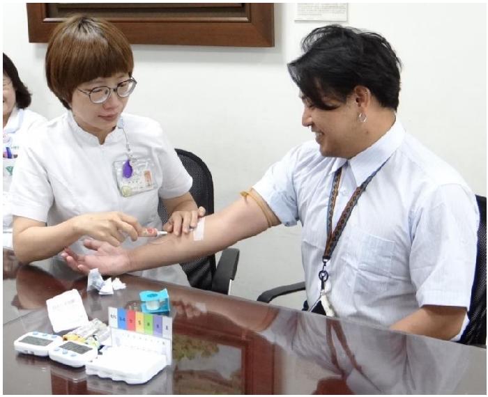 奇美醫院護理長親自解說標準 ICG 抽血流程-ICG