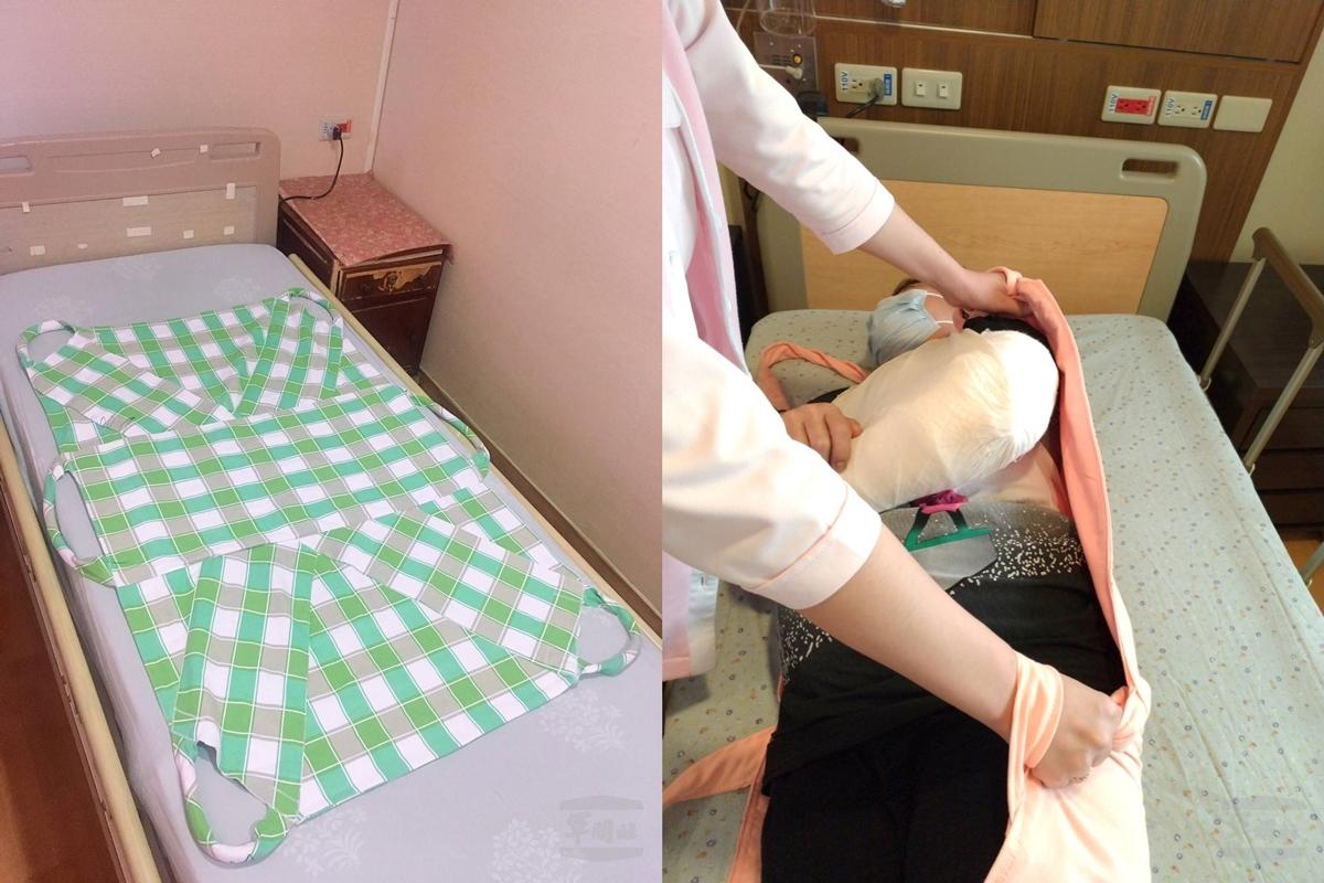 三總護理團隊研發「翻身起身輔助墊」及「魔藥匙」獲國際發明金銀獎-三軍總醫院