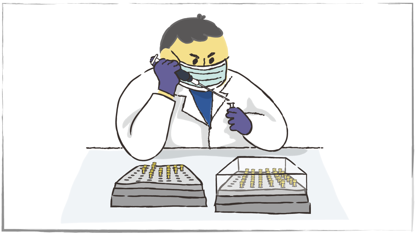 真的假的?COVID-19陽性與否,PCR的篩檢其實存在「灰色地帶」?-COVID-19