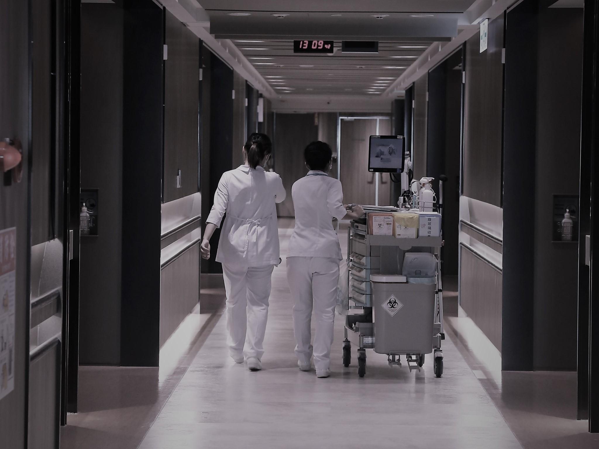 當立志成為護理師的人越來越少,護理逃兵卻越來越多!-工作甘苦談