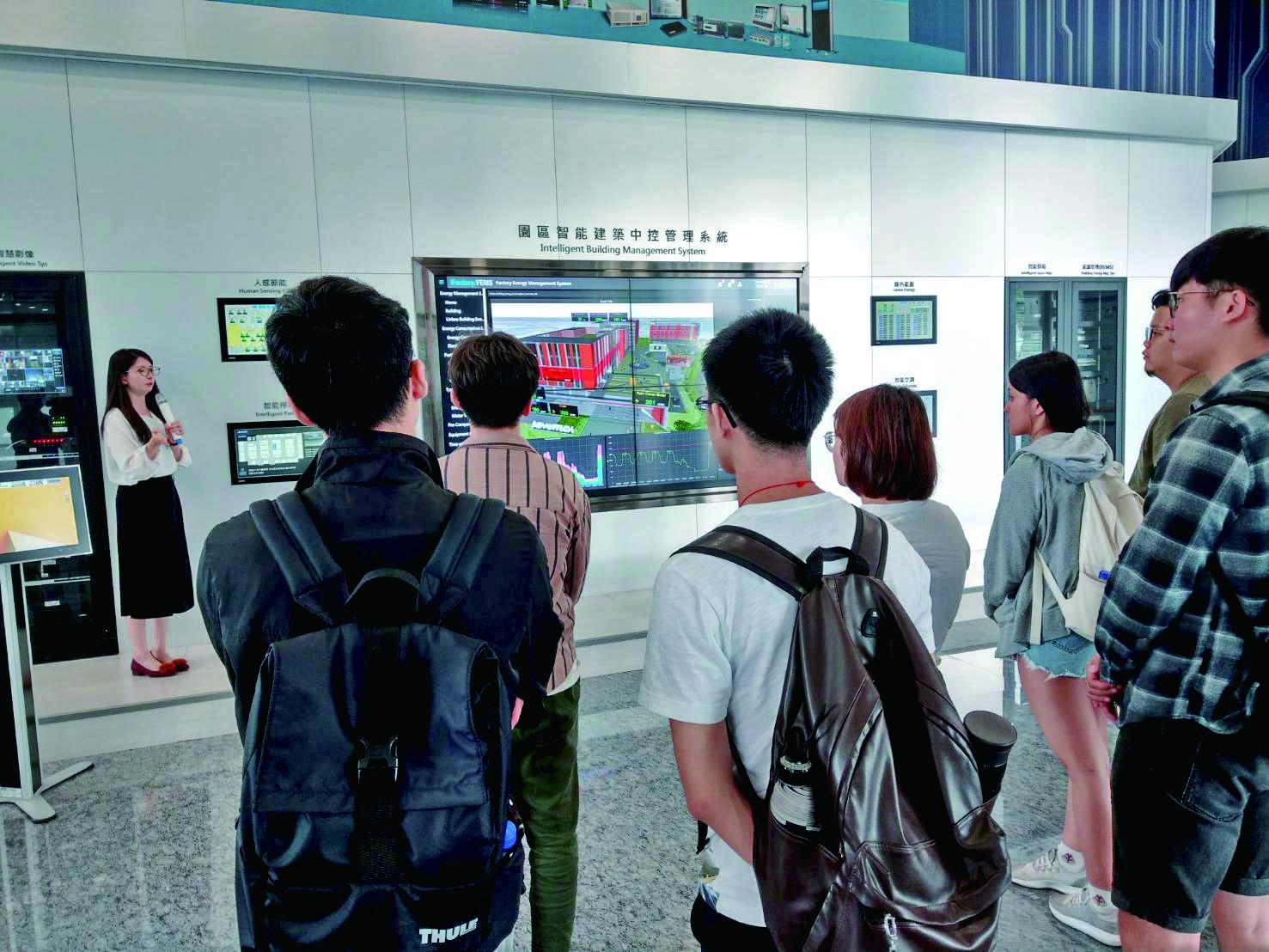 1111推動企業參訪 產學密切交流- 產學合作