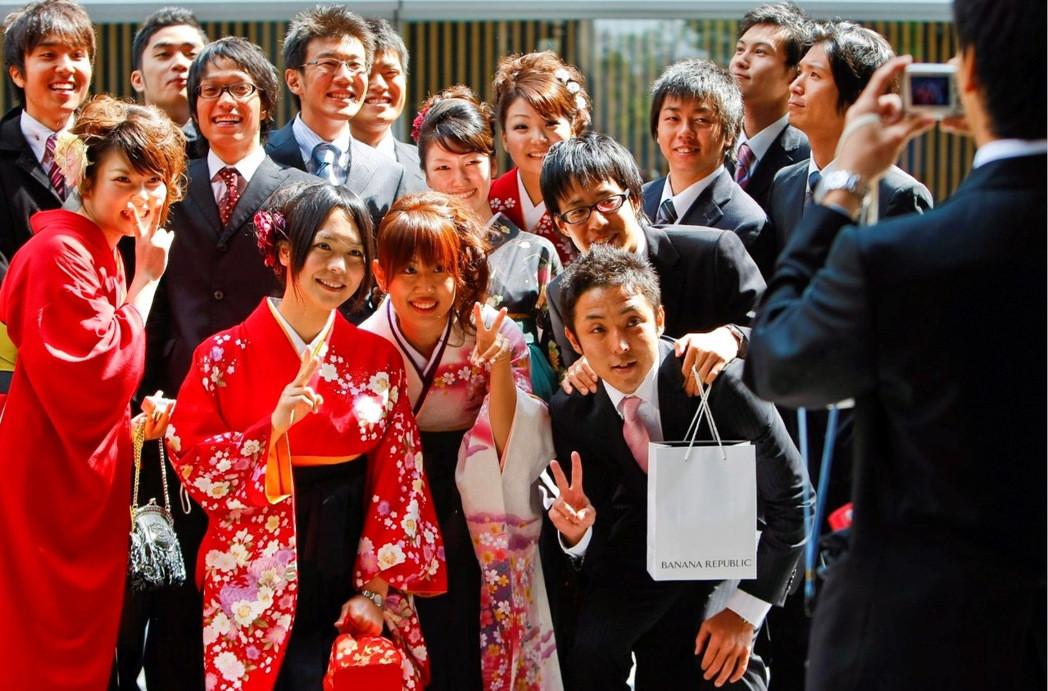 日本的「新卒就活」:追尋職場緣份的新鮮人們-求職