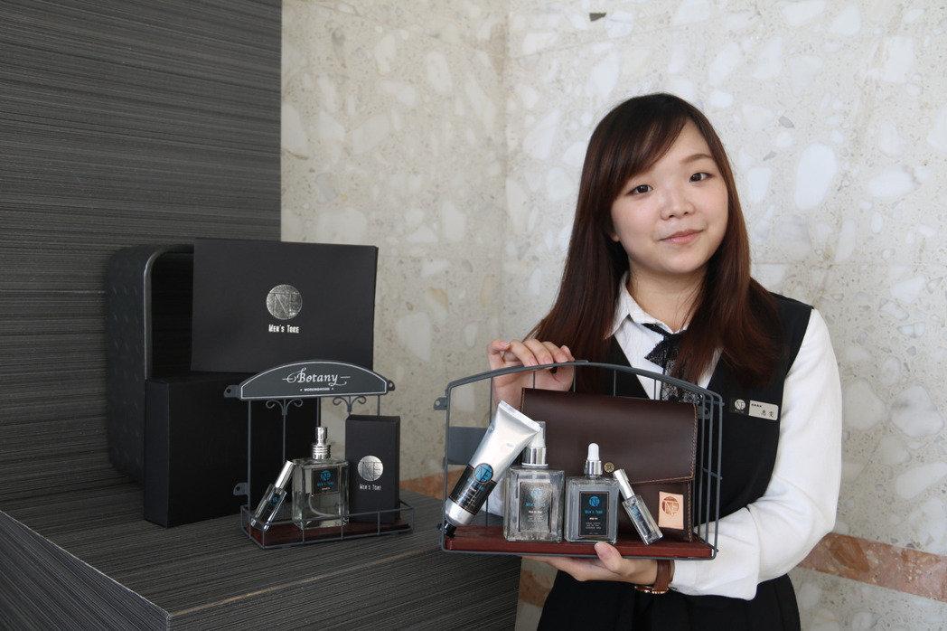 蕎麥製成保養品,弘光科大學生創意上市-化妝品系