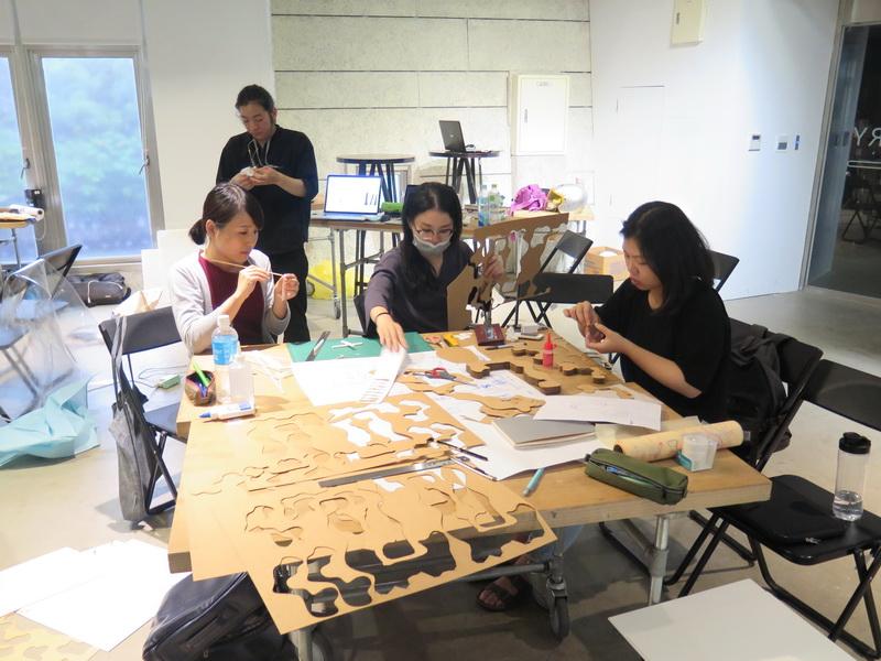 成大國際建築工作營 跨校合作落實美學文化-成大