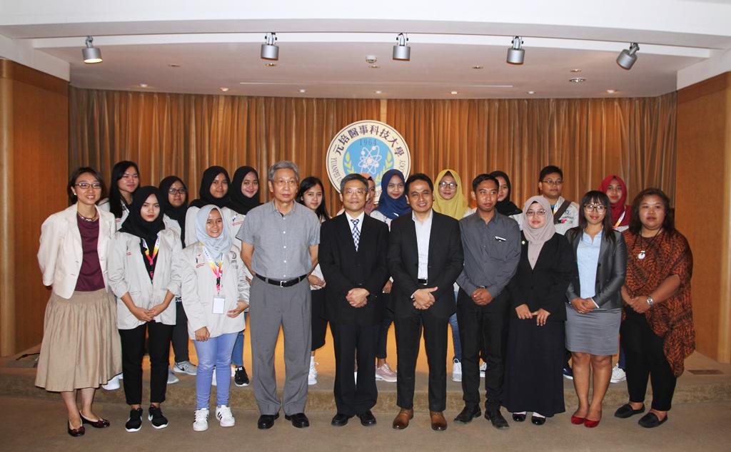 元培醫事科技大學新南向第一個印尼生物醫學工程系班開學-元培醫事科大