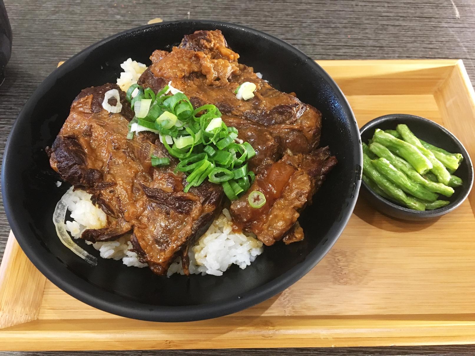 肉控必吃!成大勝後轉角的「肉肉控」丼飯-台南丼飯