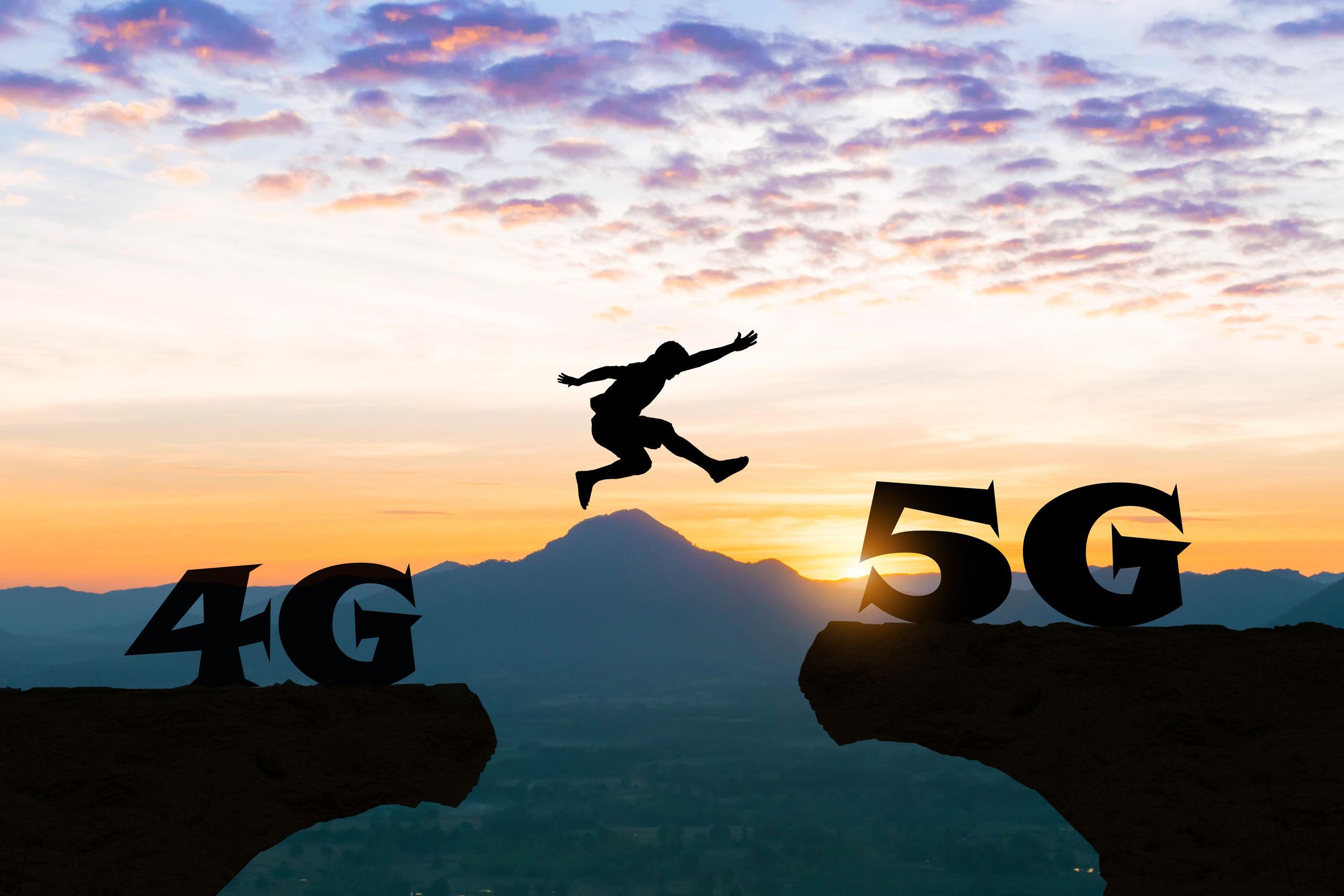 5G時代大未來顛覆舊習 智慧浪潮下的腦力戰爭-5G大時代