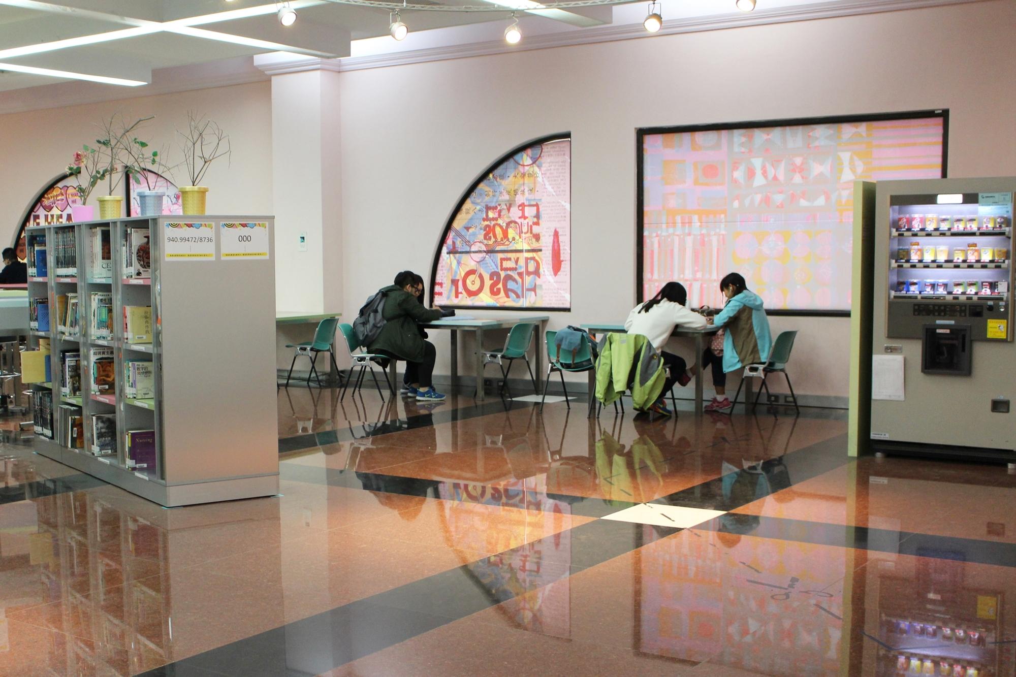 長庚大學建構多元創新學習系統 i-Lab啟用倒數-i-Lab(創新實驗室)
