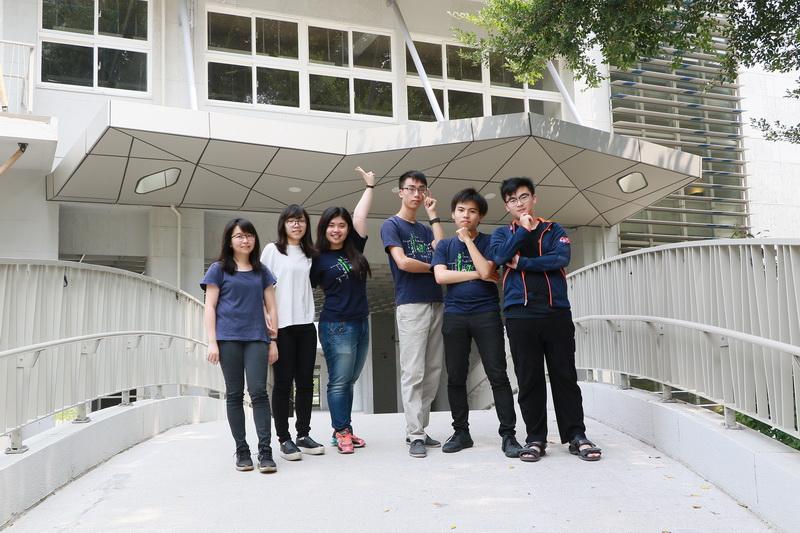 2018全球仿生設計競賽  成大團隊台灣奪冠進軍國際-2018全球仿生設計競賽
