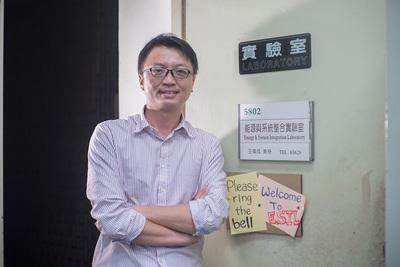 航太王偉成:棄美國綠能重鎮職位  只為回台灣貢獻-王偉成
