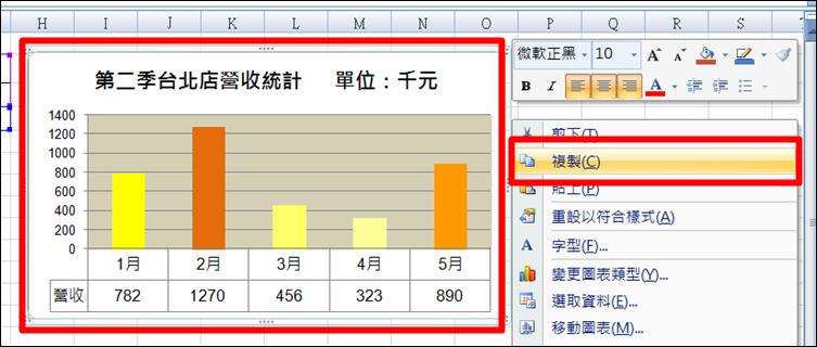 【簡報小技巧】讓PPT圖表與EXCEL數據同步更新-EXCEL密技
