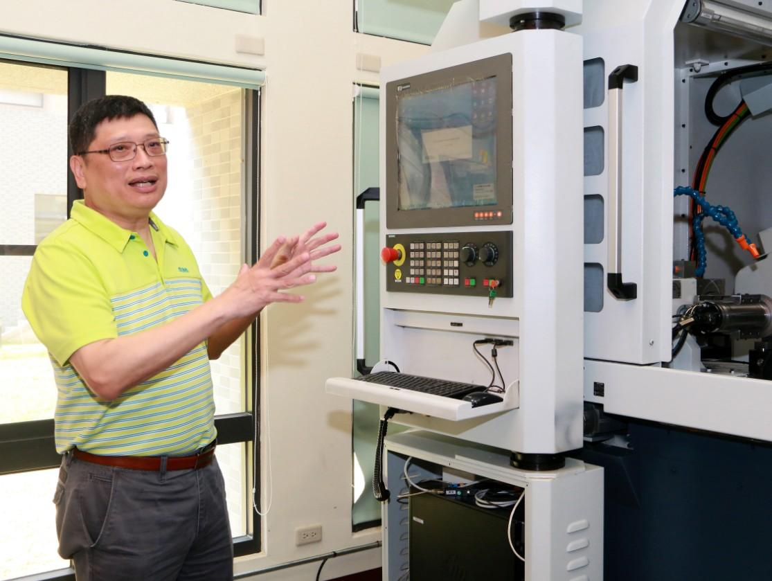 工具機界翹楚 中正大學前瞻中心走在台灣智慧機械前端-中正大學