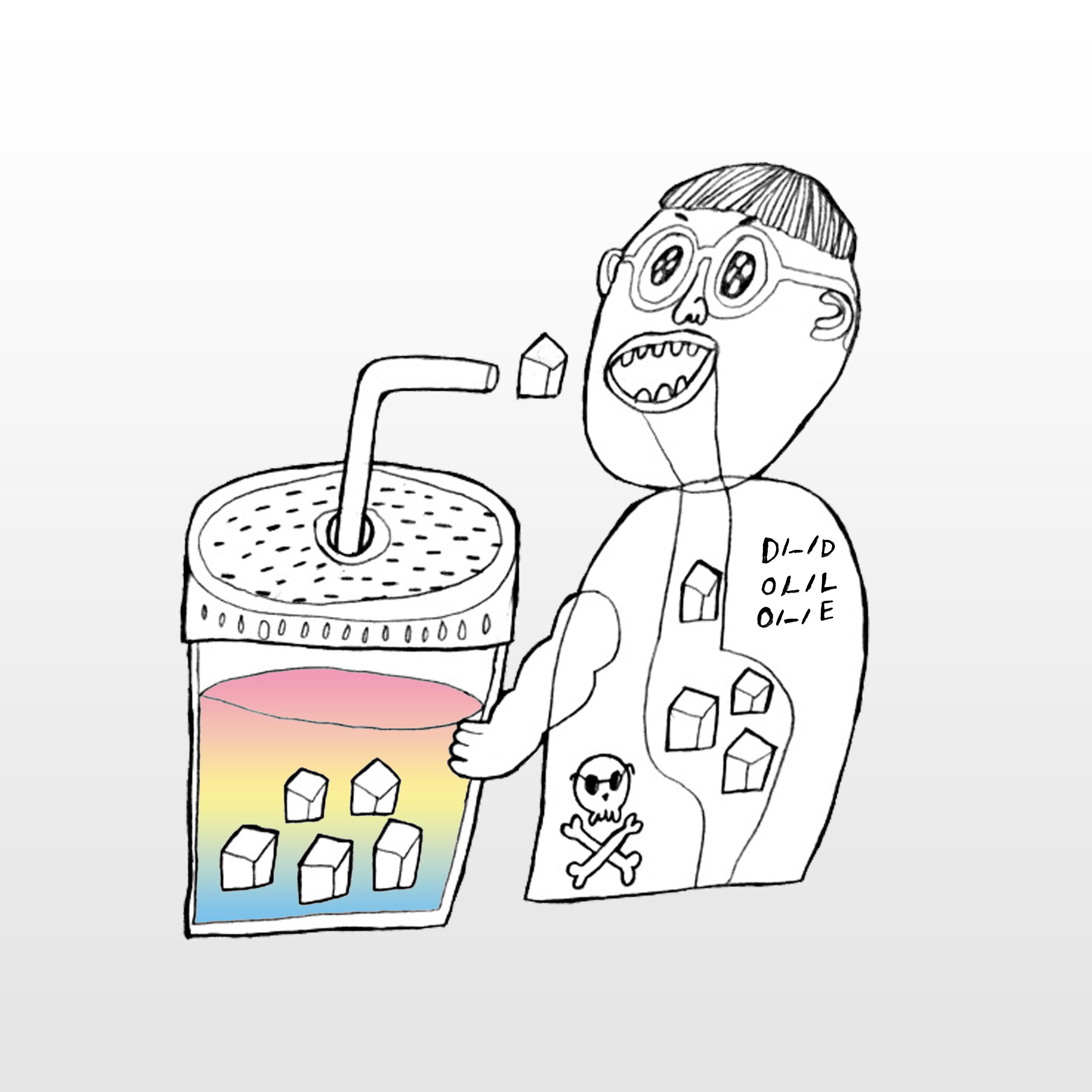 动漫 简笔画 卡通 漫画 手绘 头像 线稿 2953_2953