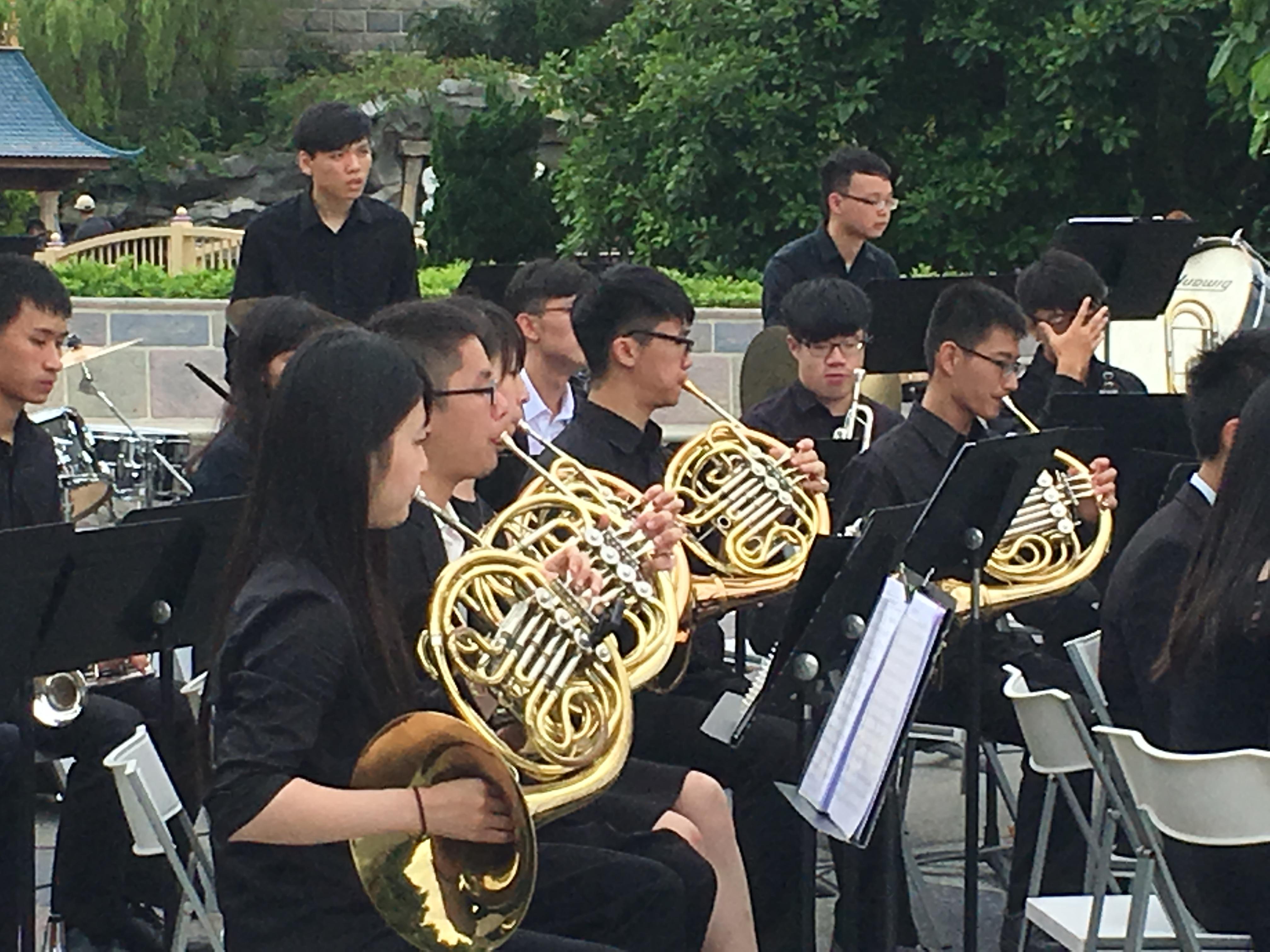 [社團補助計畫成果發表]台灣大學管樂團-暑期港澳交流計畫-1111大學網