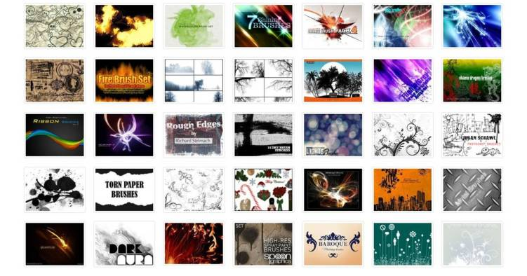 Brusheezy 免費 Photoshop 筆刷、紋理及圖案樣式集散地-Brusheezy