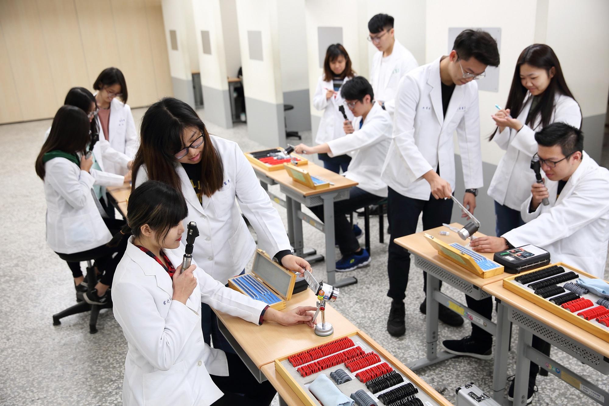 中臺科技大學/培育大健康產業專業人才  好就業薪水高-中臺科技大學