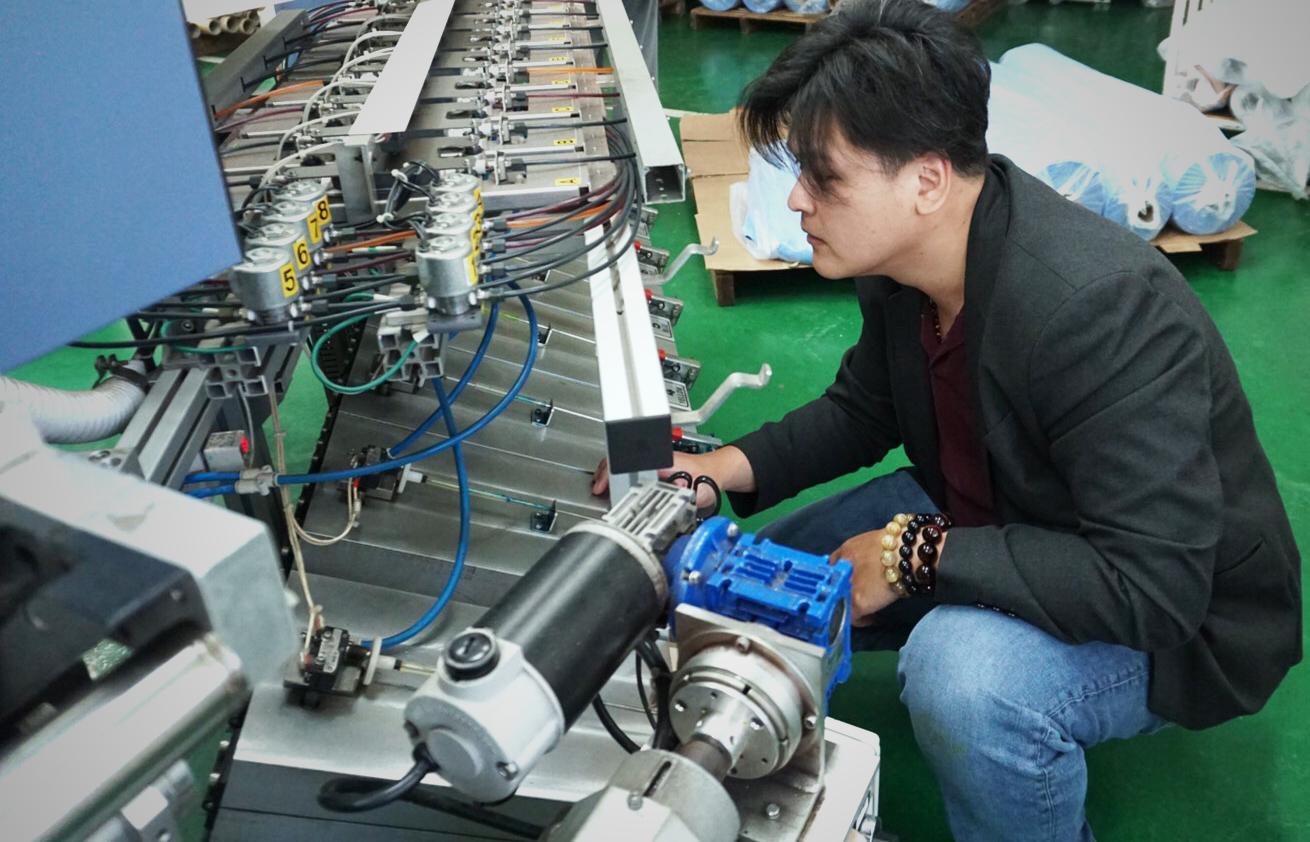 推動紡織數位轉型,興邦印染:除了設備,對自我的嚴格要求才是關鍵-紡織業