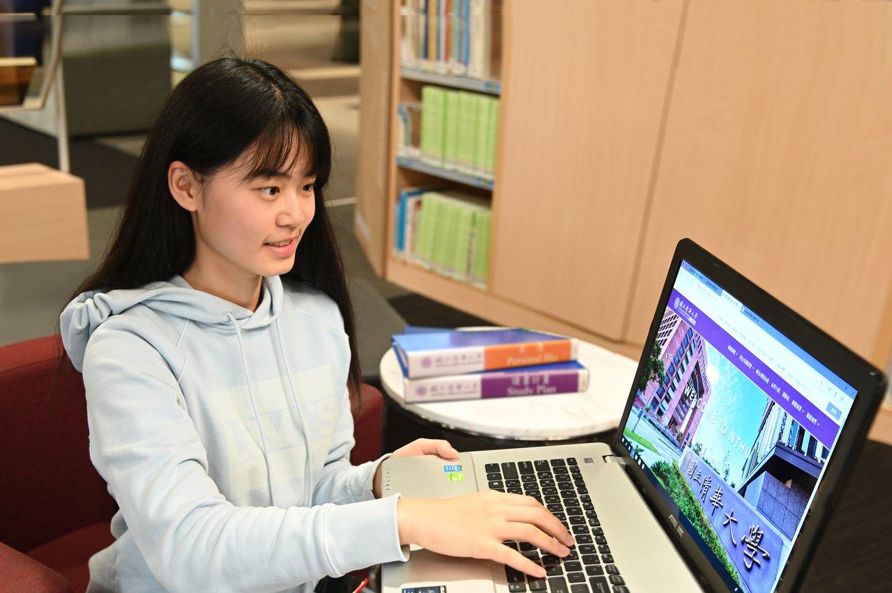 學測考完了 清大校長教學生寫引導式自傳展現特質-109學測