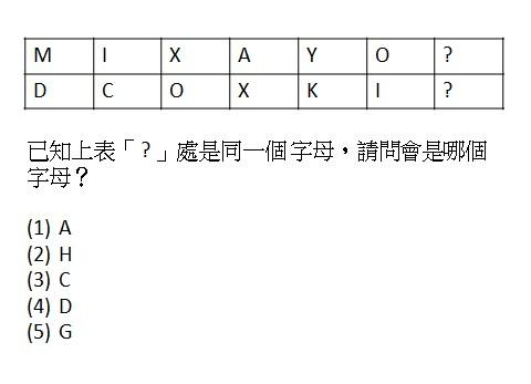 好難的智力測驗 MIXAYO-智力測驗