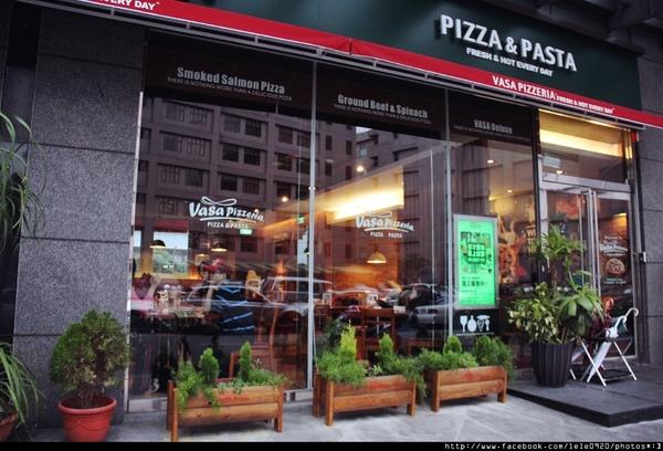 披萨店面招牌设计制作
