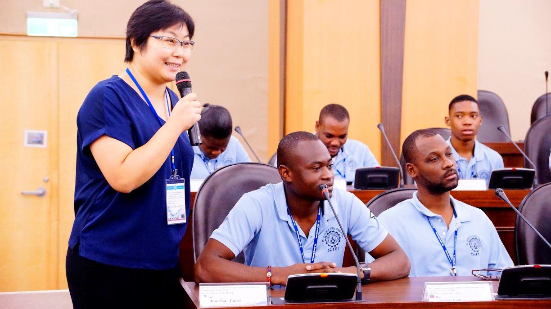 聖約翰科大展現國際化實力 承接海地青年電機職訓-友邦職訓計畫