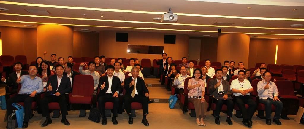 山東省教育參訪團一行34人參訪元培醫事科技大學-山東交通職業學院