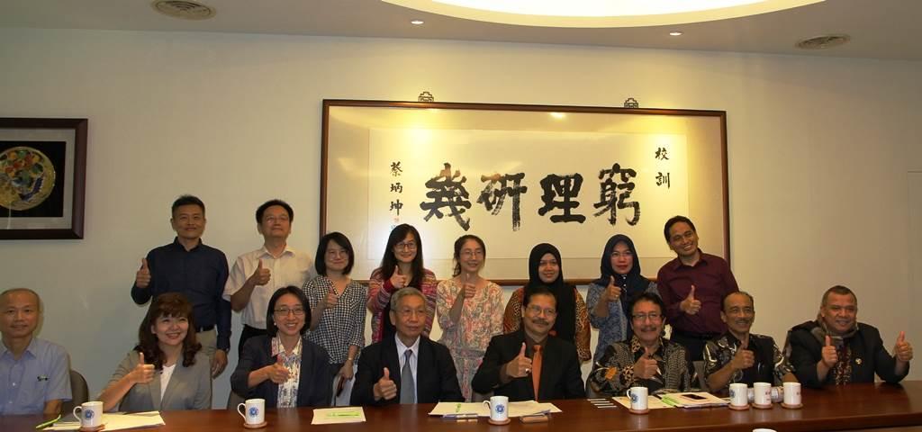 印尼UNIVERSITAS MUHAMADIYAH TANGERANG大學參訪-UNIVERSITAS MUHAMADIYAH TANGERANG大學