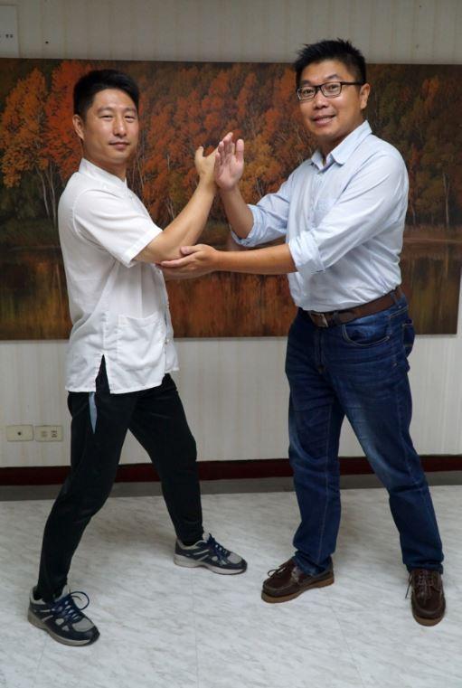 大葉大學校友黎懿徵  世界詠春拳大賽雙冠軍-大葉大學食品暨應用生物科技學系