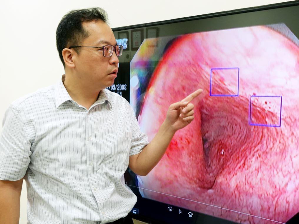 中正大學開發有效辨識食道癌期數方法 準確度達85%-中正大學機械工程系