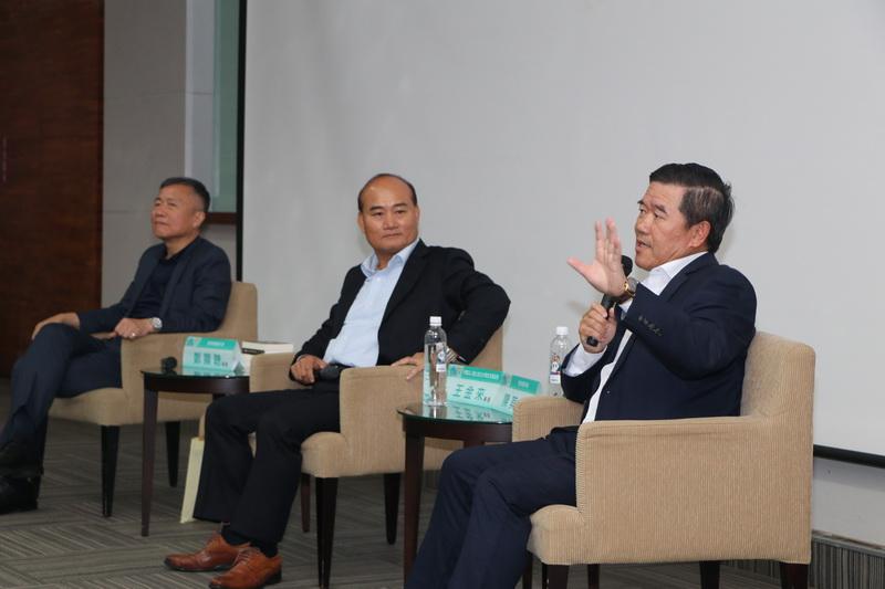 成大企業家論壇 鄭顯聰、陳其宏分享職涯與人生經驗-成大企業家論壇