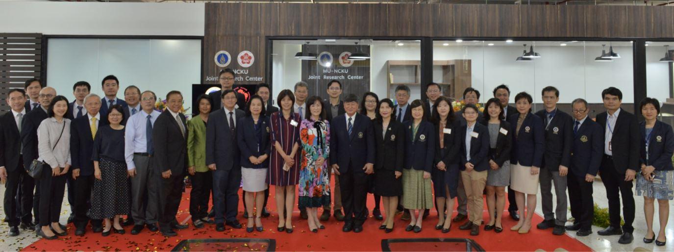 成大週於泰國接力登場 28場共研講座展現成大多元產學面向-共同研究計畫
