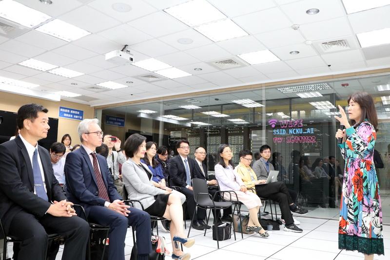 NVIDIA 攜手成功大學以GPU加速引領台灣學術科學研究再升級-AI學術研究領域
