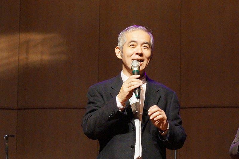 日台雙城交誼於成大演出音樂舞台劇「阿琴」-大日琳太郎