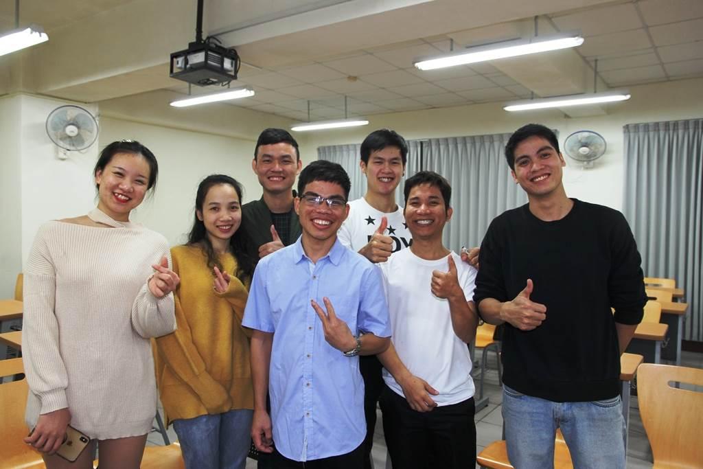 元培醫事科技大學新南向越南生七人插大學就讀他們都認定目標努力- 新南向政策