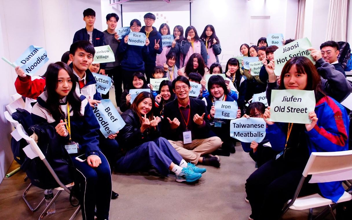 聖約翰科大承辦職場英語體驗營 玩時尚學雙語-技職雙語教育政策