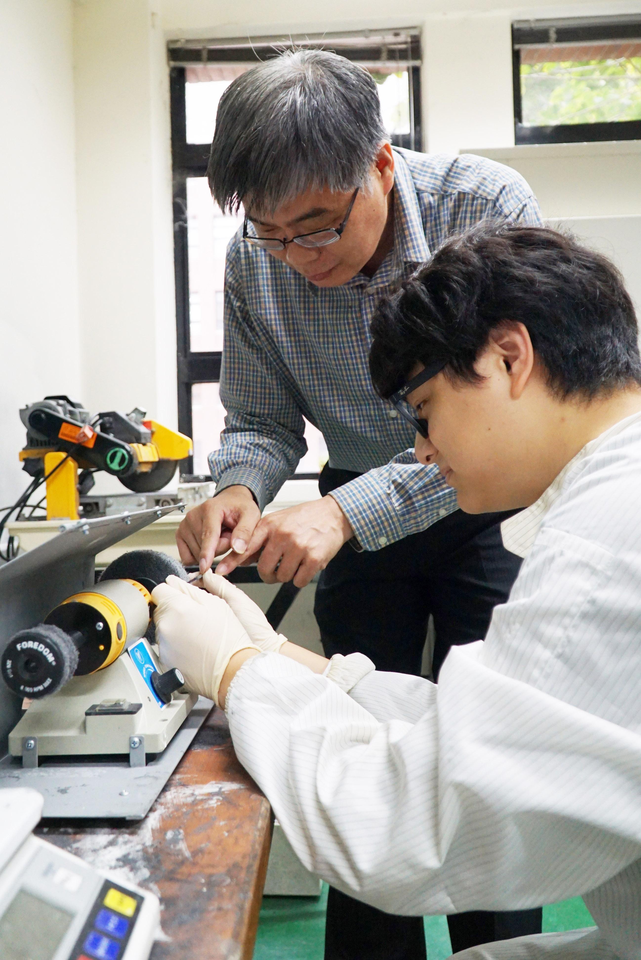 大葉大學醫材學程研發鍍膜技術  助醫療材料升級-大葉大學