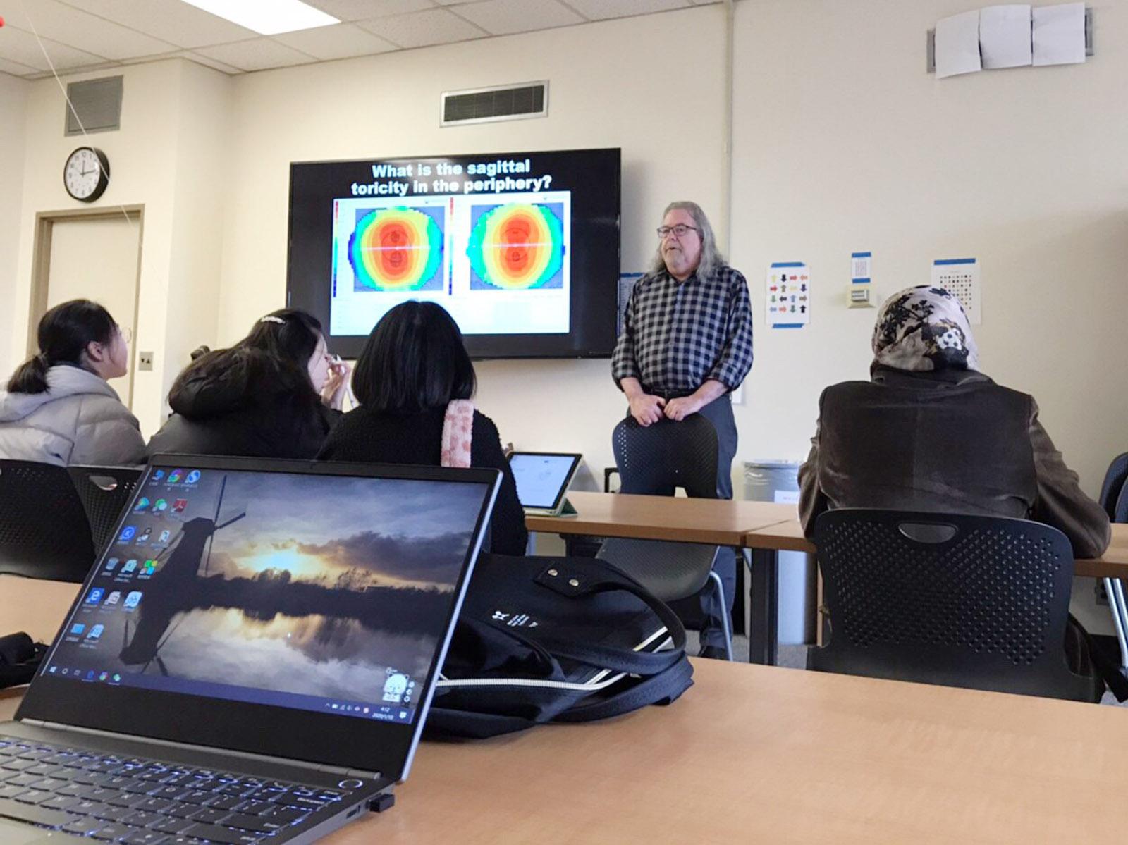 大葉大學視光系學生獲教育部學海築夢補助  寒假赴美國臨床學習-大葉大學視光學系