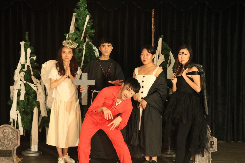 大葉大學英語系畢業公演「現代版愛麗絲夢遊仙境」 實名制免費入場-大葉大學英語學系