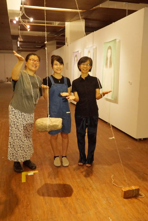 大葉大學造藝系畢展  無限想像空間-大葉大學造形藝術學系