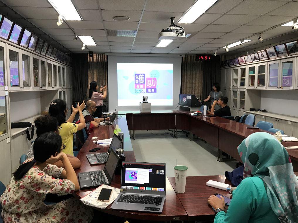 護理視角下的台灣抗疫 成大護理系舉辦跨國視訊演講-印尼Universitas Muhammadiyah Purwokerto護理系