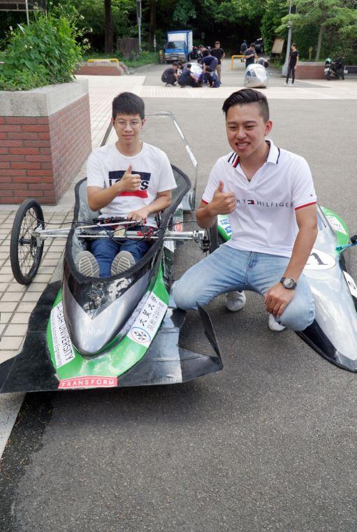 大葉大學環保節能車大賽再創佳績-大葉大學機械與自動化工程學系
